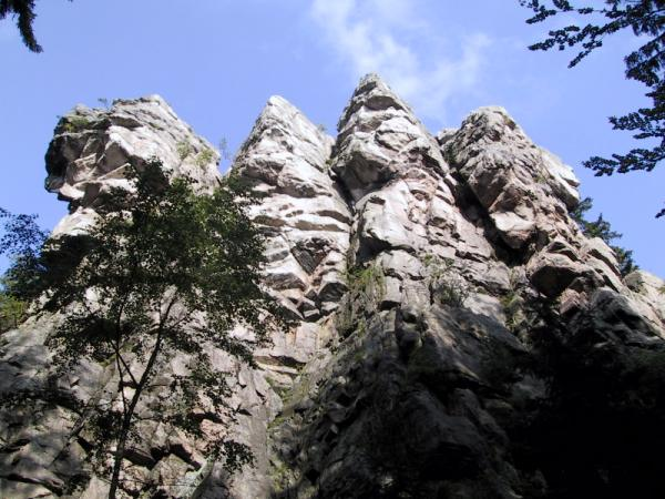 Žďárské vrchy - Chráněné krajinné oblasti - Zvláště chráněná území ČR
