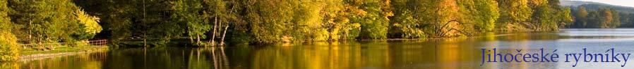 Projekt Jihočeské rybníky