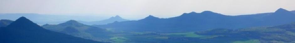 Projekt Vrcholy nejvyšších pohoří ČR